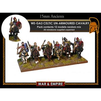 WE-GA03 Celtic Unarmoured Cavalry