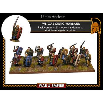 WE-GA05 Celtic Warriors
