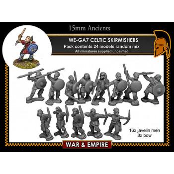 WE-GA07 Celtic Skirmishers