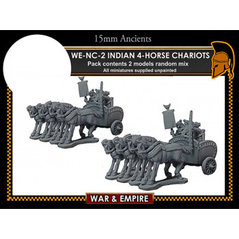 WE-NC02 Indian 4-Horse Heavy chariots