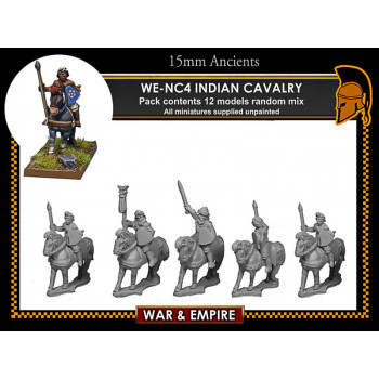WE-NC04 Indian Medium/Heavy Cavalry