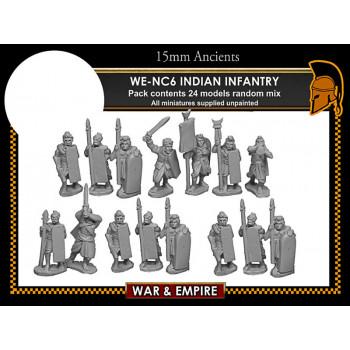 WE-NC06 Indian Medium Infantry