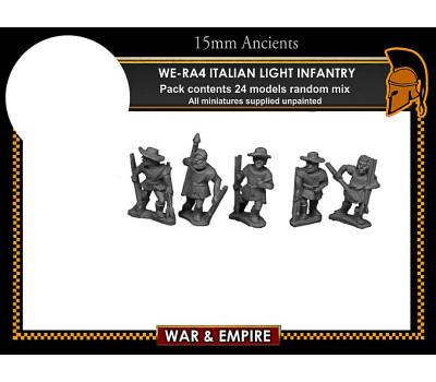 WE-RA04 Italian Light Infantry