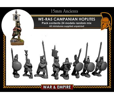 WE-RA05 Campanian Hoplites