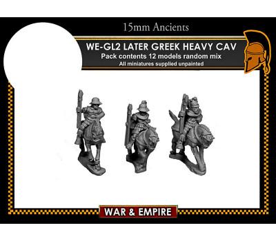 WE-GL02 Later Greek/Thessalian Heavy Cavalry