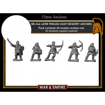WE-AL06 Later Persian, Light Infantry Archers
