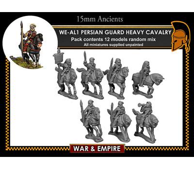 WE-AL01 Later Persian, Guard Heavy Cavalry