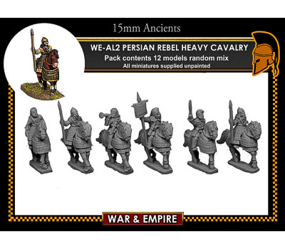 WE-AL02 Later Persian, Rebel Armoured Cavalry
