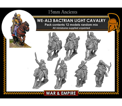 WE-AL03 Later Persian Bactrian Light Cavalry