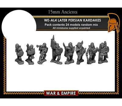 WE-AL04 Later Persian, Kardakes