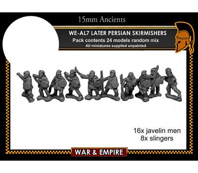 WE-AL07 Later Persian, Skirmishers