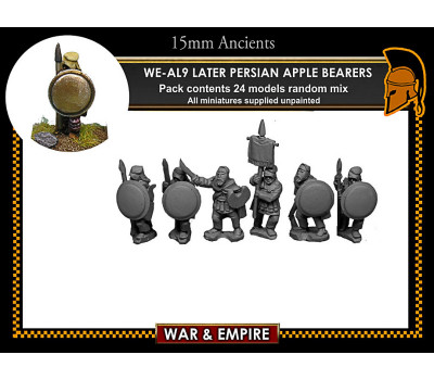 WE-AL09 Later Persian, Apple Bearer Guard Infantry