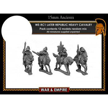 WE-RC01 Later Republican Heavy Cavalry