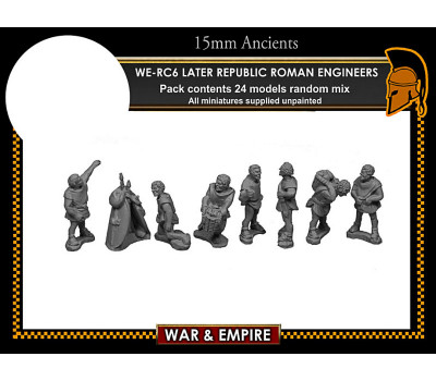 WE-RC06 Roman Engineers