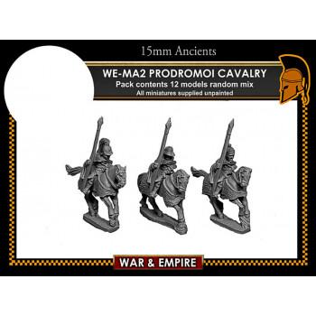 WE-MA02 Macedonian Prodromoi Cavalry