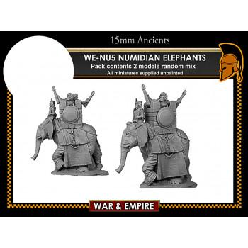 WE-NU05 Numidian Elephants