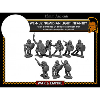 WE-NU02 Numidian Light Infantry