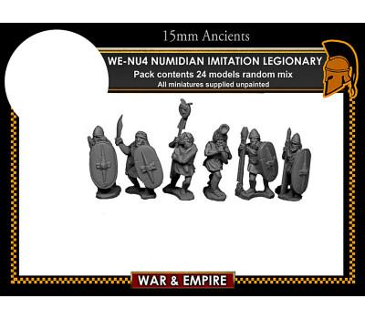 WE-NU04 Numidian Imitation Legionarii