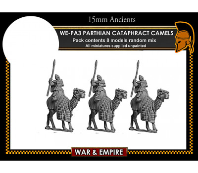 WE-PA03 Parthian Cataphract Camels