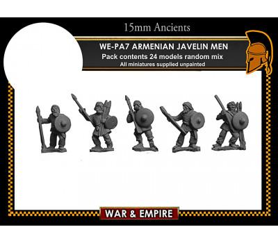 WE-PA07 Armenian Javelinmen