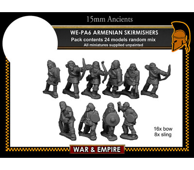 WE-PA06 Armenian Skirmishers