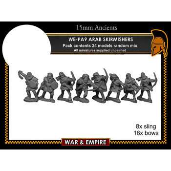WE-PA09 Arab Skirmishers