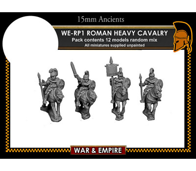 WE-RP01 Roman Cavalry (Pyrrhic & Punic Wars)