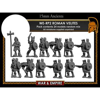 WE-RP02 Roman Velites (Punic Wars)