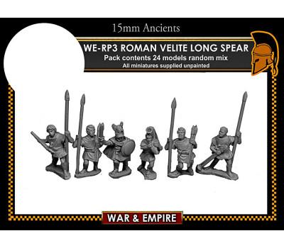 WE-RP03 Roman Veles (Pyrrhic & Punic Wars)