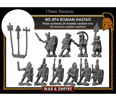 WE-RP04 Roman Hastati (Pyrrhic & Punic Wars)