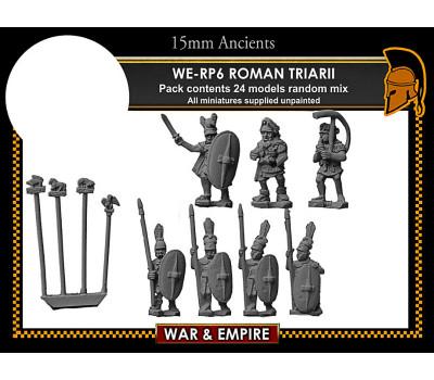 WE-RP06 Roman Triarii (Pyrrhic & Punic Wars)