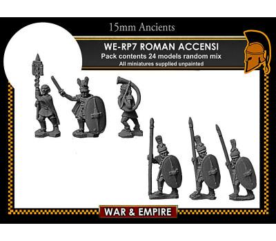 WE-RP07 Roman Accensi Medium Infantry