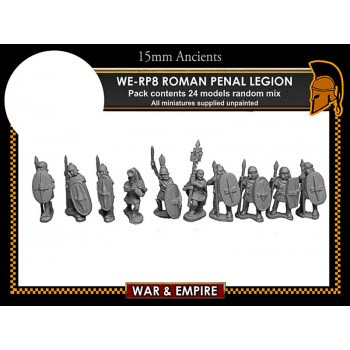 WE-RP08 Roman Penal Legion (Punic Wars)