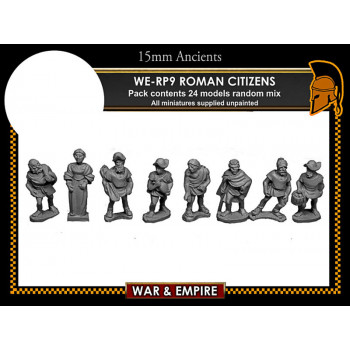 WE-RP09 Roman Citizens