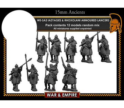 WE-SA03 Iazyges/Rhoxolani Armoured Lancers