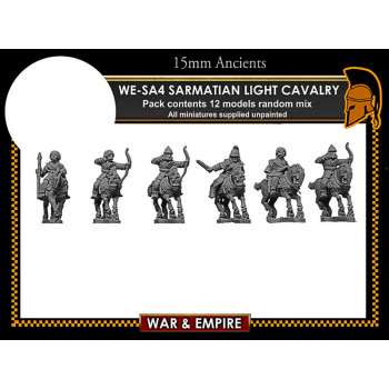 WE-SA04 Sarmatian Light Cavalry