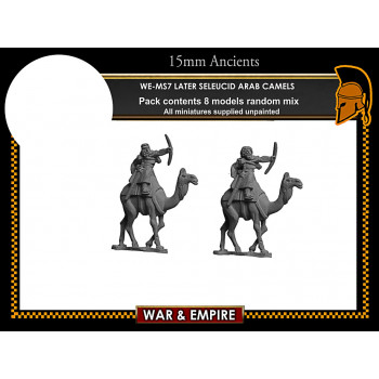 WE-MS07 Later Seleucid Arab Camels