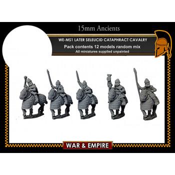 WE-MS01 Later Seleucid Cataphract Cavalry