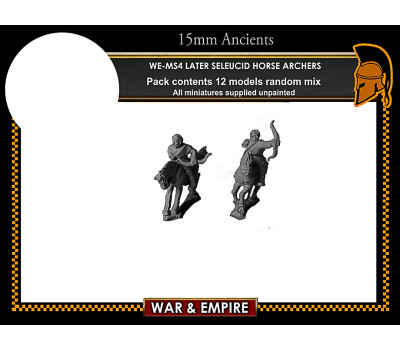 WE-MS04 Later Seleucid Horse Archers