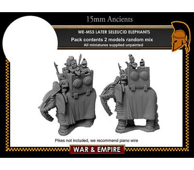 WE-MS05 Later Seleucid Elephants