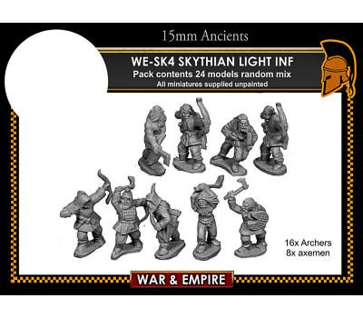 WE-SK04 Skythian Light Infantry