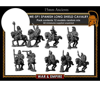 WE-SP01 Spanish Long Shield Cavalry