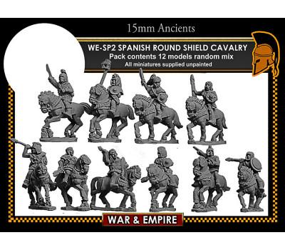 WE-SP02 Spanish Round Shield Cavalry