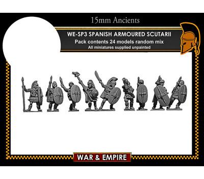 WE-SP03 Spanish Armoured Scutarii