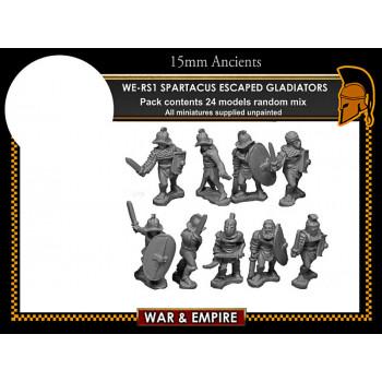 WE-RS01 Spartacus' Escaped Gladiators