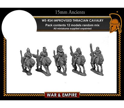 WE-RS04 Spartacus' Improvised Thracian Cavalry