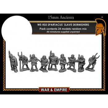 WE-RS05 Spartacus' Slave Skirmishers