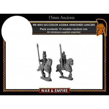 WE-MH03 Successor Agema Armoured Lancers