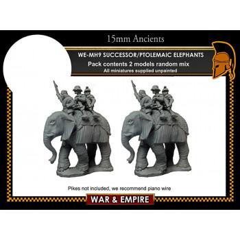 WE-MH09 Successor/Ptolemaic Elephants