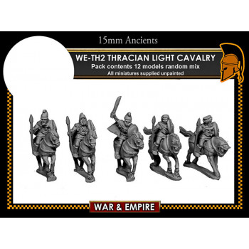 WE-TH02 Thracian Light Cavalry